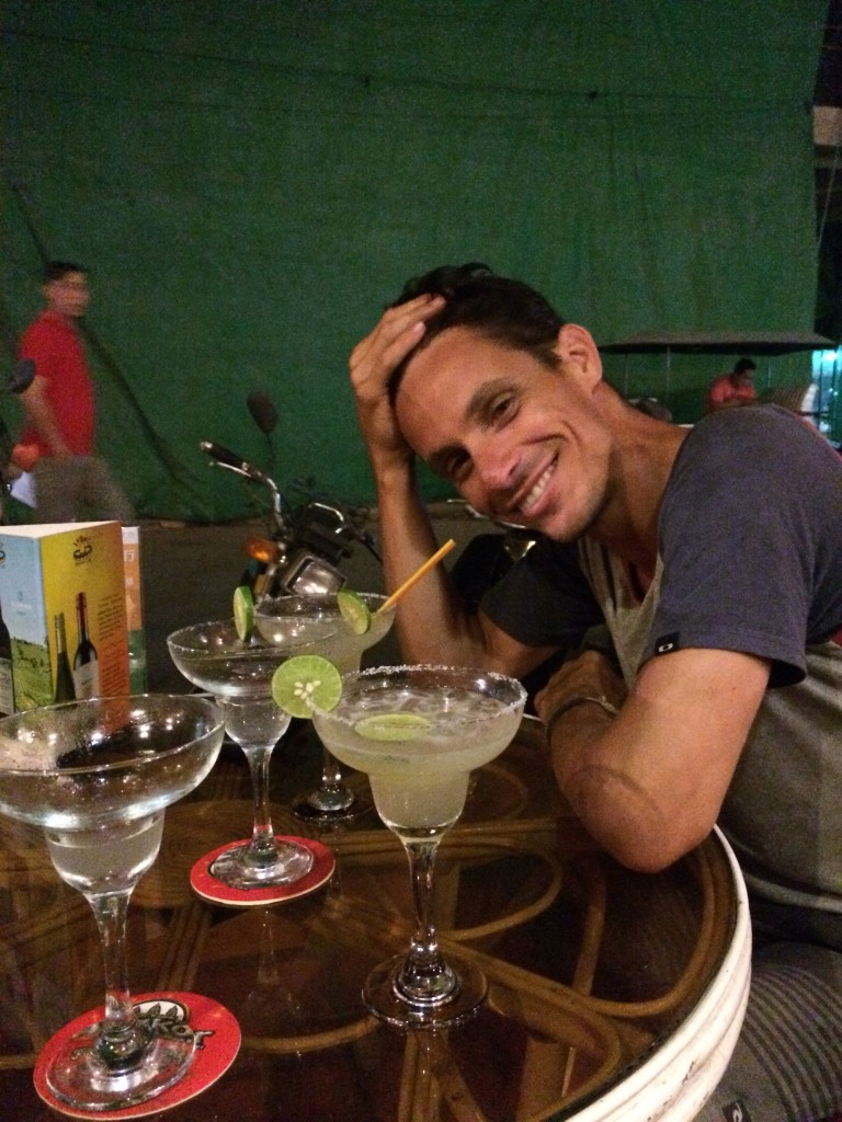 Drinking in Siem Reap!