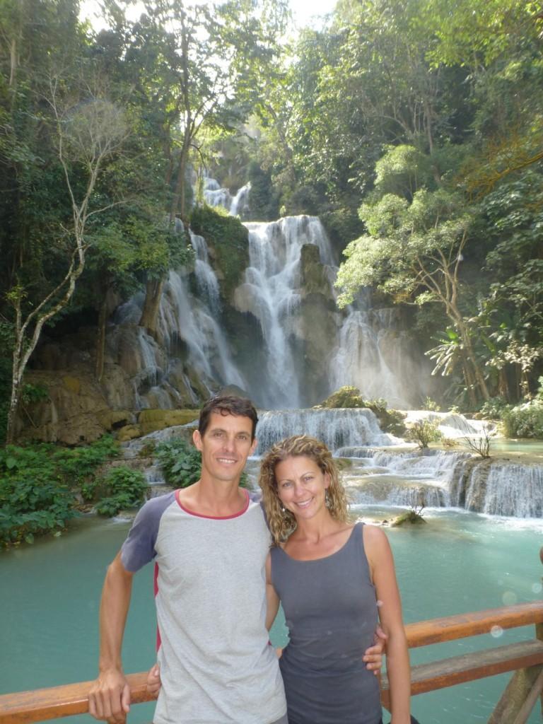 waterfall selfie :)