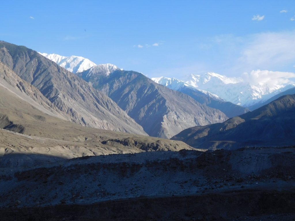 A view from the KKH