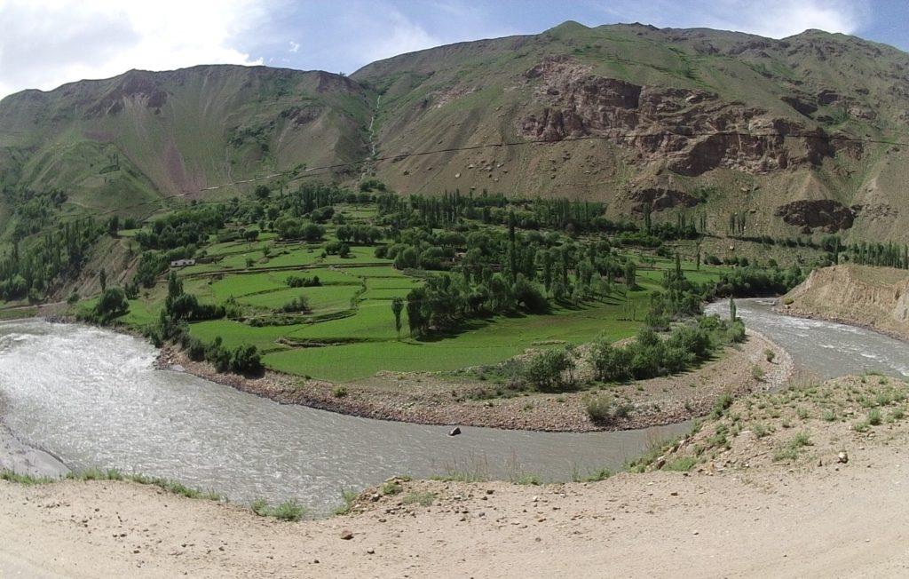 An Afgani village