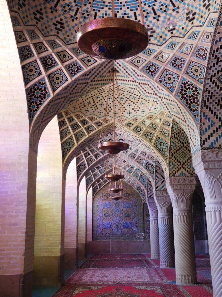 A Persian mosque
