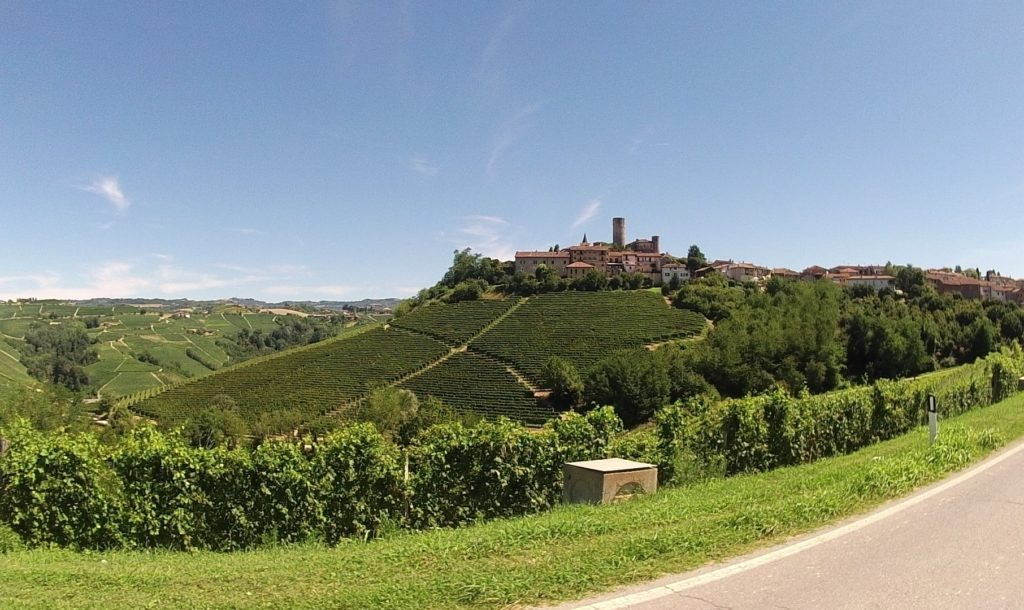 Another castle in Barolo