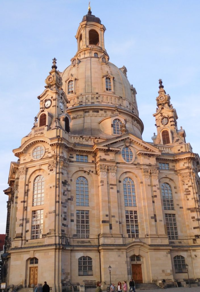 Just another lovely old building in Dresden